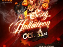 31.10.2012 Sexy Halloween Party