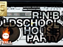 25.12. 2012  R'n'B OLDSCHOOL HOUSE