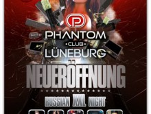 02.02.2013 CLUB PHANTOM GRAND OPENING & RUSSIAN XXL NIGHT