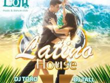 11.08.2012   Latino & House