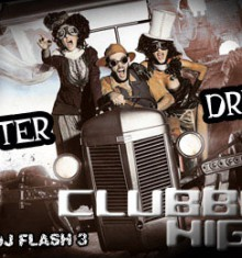 "08.02.2014  CLUBBING NIGHT ""FLOTTER DREIER"""