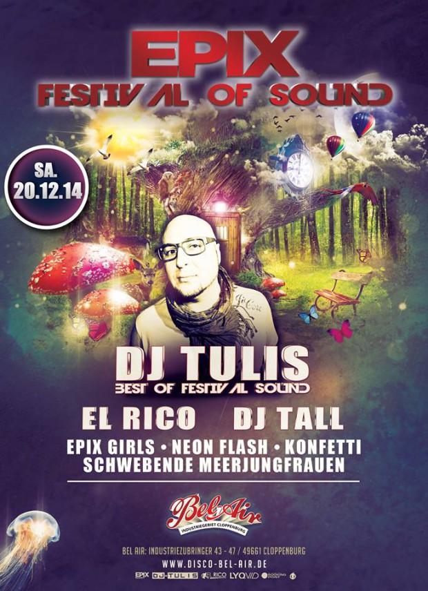 20.12.2014  Epix – Festival of Sound !!!