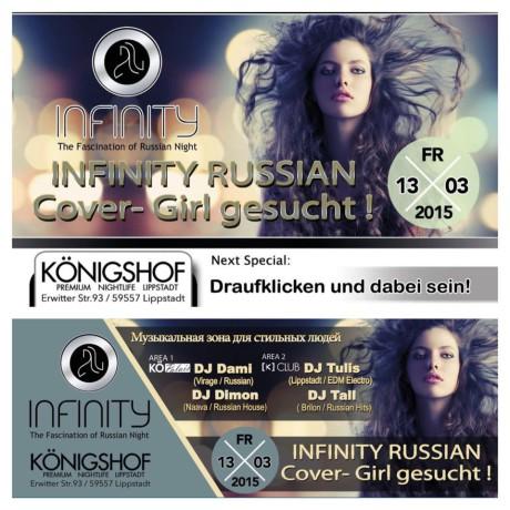 13.03.2015 INFINITY RUSSIAN in Lippstadt !!!