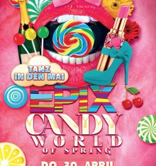 30.04.2015  EPIX Candy World of Spring !!!