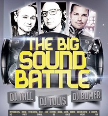 14.11.2015 ** THE BIG SOUND BATTLE **